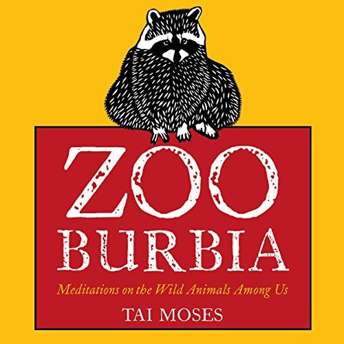 Zooburbia audiobook cover art