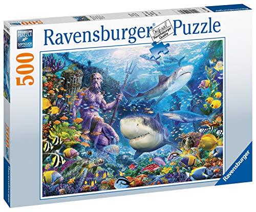 Ravensburger- Puzzle 500 Piezas (15039)