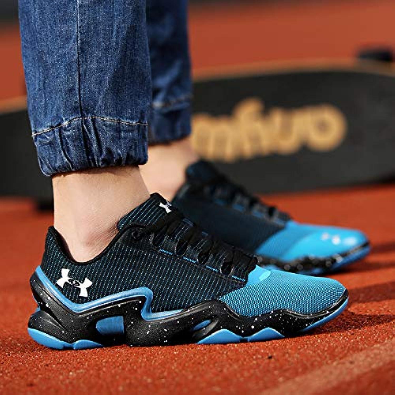 LOVDRAM Schuhe Herren Neue Laufschuhe Professionelle Basketballschuhe Herren Leichte Sportschuhe Rutschfeste Wanderschuhe Tragen Stiefel