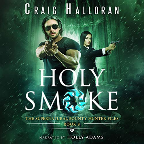 Holy Smoke  By  cover art