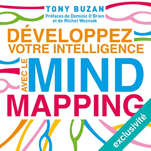 Développez votre intelligence avec le mind mapping cover art