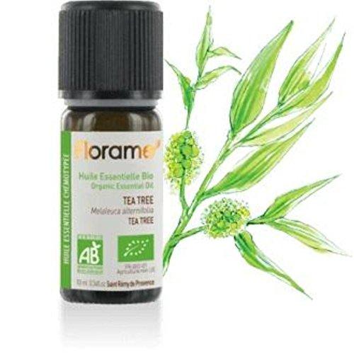 FLORAME Huile essentielle de Tea Tree 10Ml Bio -