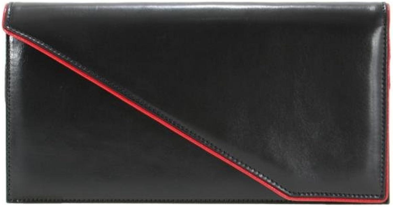 GION Bora Women Leather Clutch Evening Bag