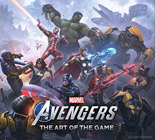 Marvel's Avengers: The Art of the Game