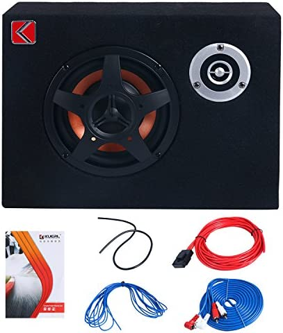 Top 10 Best speaker box with amplifier