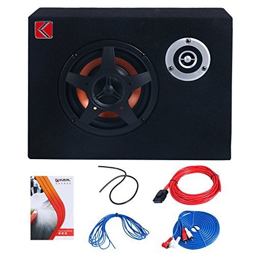 8'' Under-Seat Car Sub Woofer Modified...