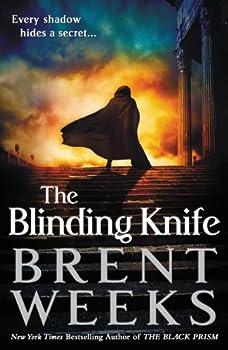 The Blinding Knife  Lightbringer Book 2