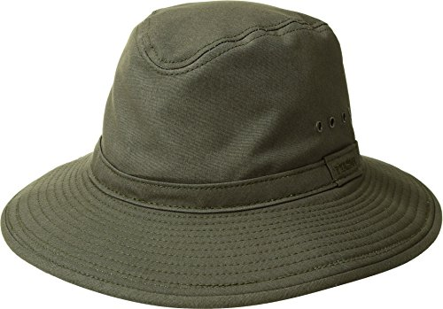 Filson Summer Packer Hat Otter Green MD