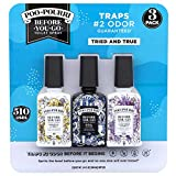 Poo-Pourri, Variety Pack, 3.4 fl oz, 3-Count