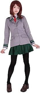 uraraka school uniform