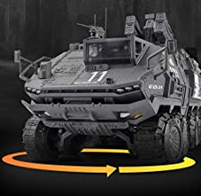 FLOZ The Wandering Earth CN171-11 Military Scout Truck 1/50 Diecast Model Truck