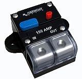 Harmony Audio HA-CB150 Car/Marine Stereo Manual Reset 150 Amp Circuit Breaker 12 Volt