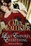 Love Endures Everything (Historical Box Set) (German Edition)