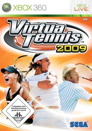 SEGA Virtua Tennis 2009, Xbox 360