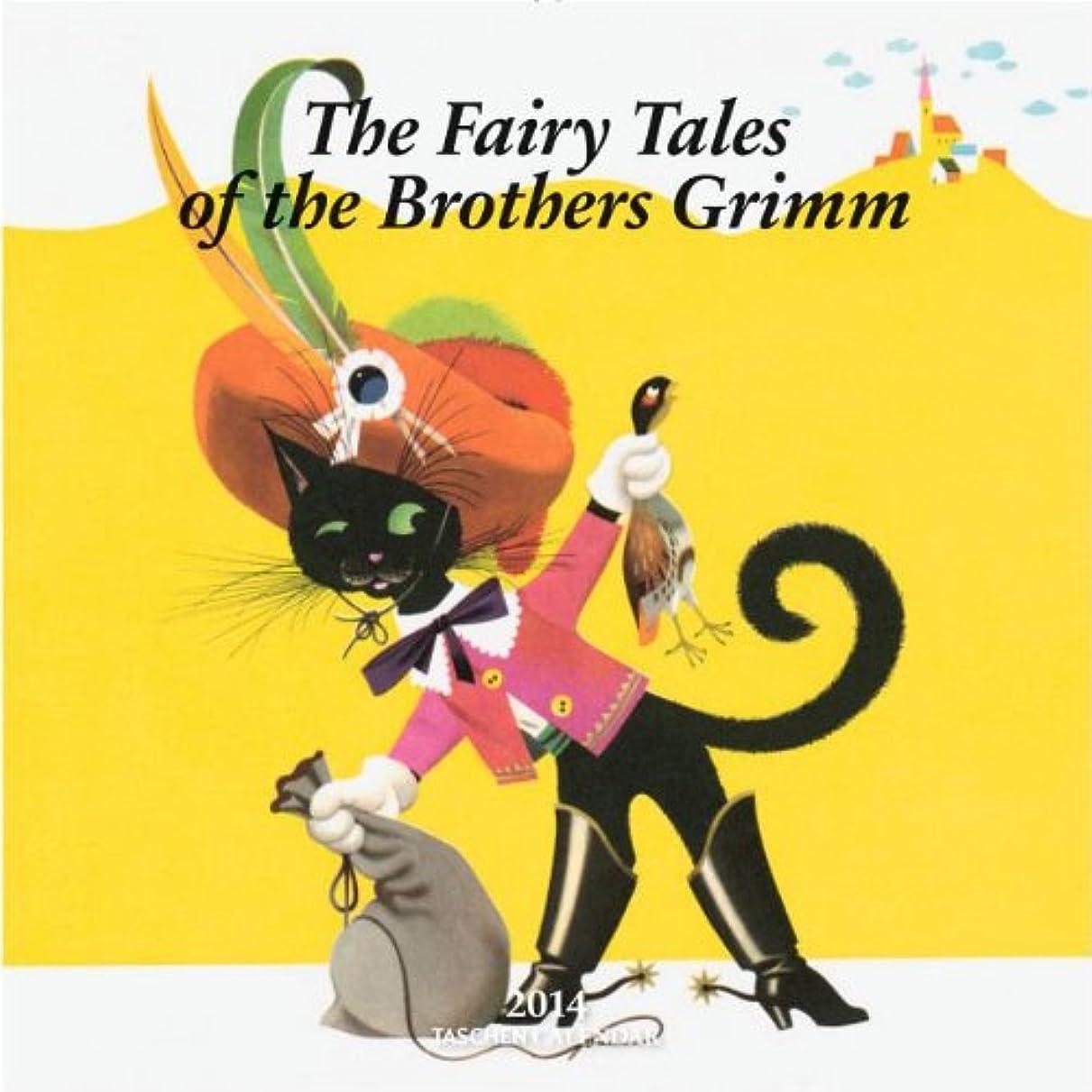 肉の豊富なまだThe Fairy Tales of the Brothers Grimm 2014 Calendar (Taschen Wall Calendars)