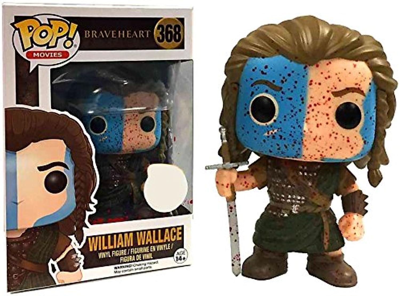 marca en liquidación de venta Funko - Figurine Braveheart - William Wallace Bloody Exclu Exclu Exclu Pop 10cm - 0889698125482  cómodo