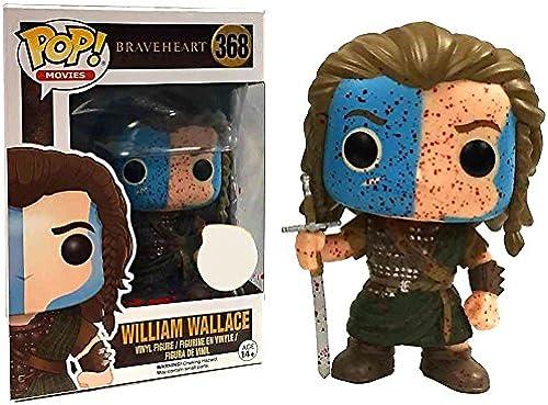 Funko Figurine Braveheart William Wallace Bloody Exclu Pop 10cm   0889698125482