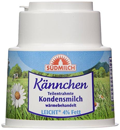 Campina Südmilch Leichte Kännchen 4%, 20er Pack (20 x 170 g)