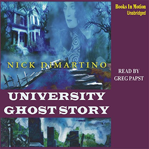 University Ghost Story cover art