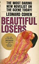 2nd Printing, Bantam Edition of Beautiful Losers by Leonard Cohen