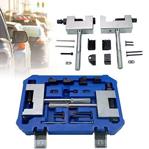 ZGYQGOO Cadena de distribución Motor Intercambiable Herramienta de Remache Kit de Herramientas de Remaches para Motor Diesel Mercedes Benz...
