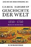 Geschichte der Welt 1350-1750: Weltreiche und Weltmeere - Akira Iriye