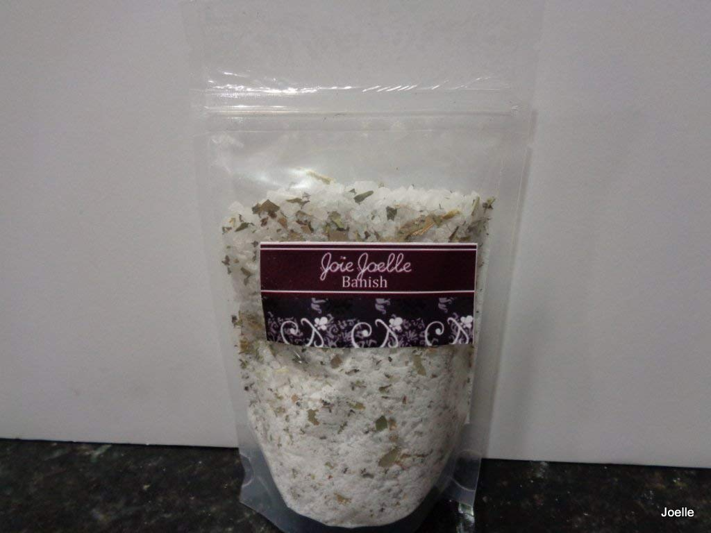 Cheap mail order shopping Banish Our shop most popular Bath Salts 12 oz