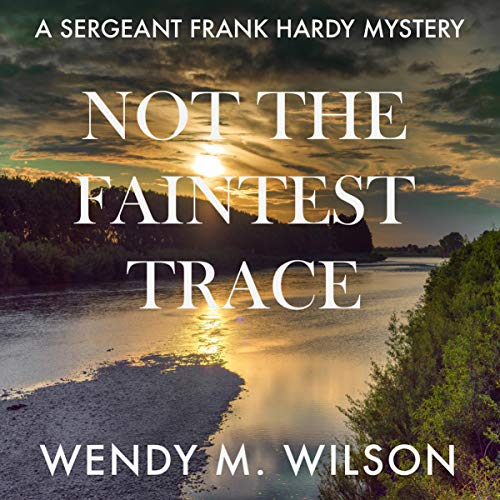 Not the Faintest Trace audiobook cover art