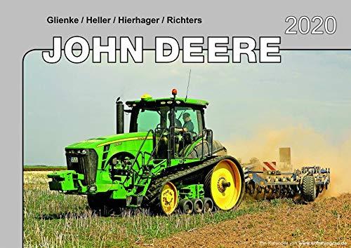 Kalender 2020 John Deere Traktoren im Einsatz