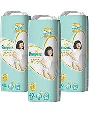 【パンツ ビッグサイズ】パンパース オムツ肌へのいちばん (12~22kg)120枚(40枚×3パック) [ケース品]