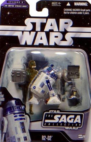 Hasbro R2-D2 Astromech Droid Battle of Hoth TSC010 - Star Wars The Saga Collection 2006