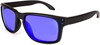 Unisex Polarized Sunglasses Vintage Classic Driving Glasses, UV400, Light TR90 Full Frame Travel Eyewear for Men and Women