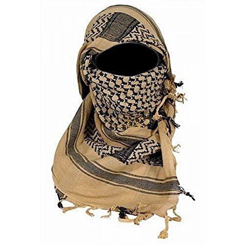 Ejército de Shemagh militar táctica de la bufanda de la patrulla de combate Shermag Keffiyeh