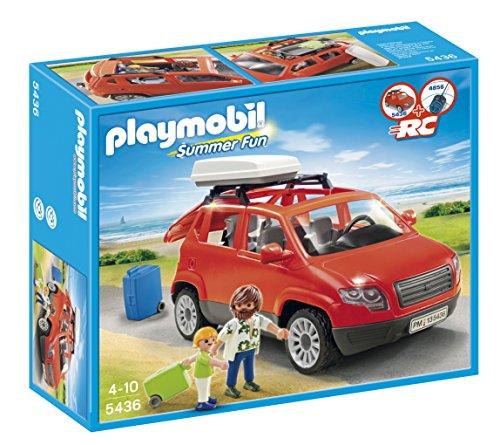 PLAYMOBIL Vacaciones - Coche Familiar (5436)