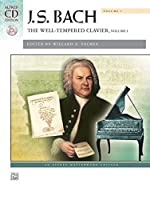 J S Bach: The Well-Tempered Clavier (Alfred Masterwork Edition)