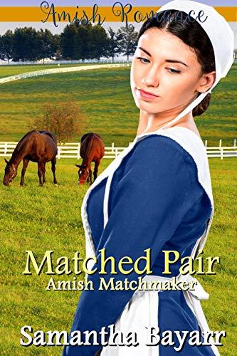 Amish Matchmaker by Samantha Bayarr ebook deal