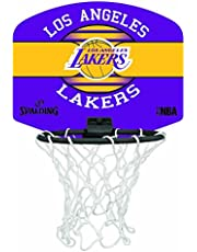 Spalding Mini Canasta NBA Miniboar La Lakers 77-656Z