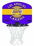 Spalding Nba La Lakers Panier + Ballon Multicolore