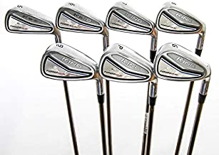 Cobra King Forged One Length Iron Set 5-PW GW UST Mamiya Recoil 460 F3 Graphite Regular Right Handed 36.75in