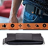 REFAHB The Minimalist Invisible Wallet - Unisex Waist Bag Mini Pouch for Key Card Phone Sports Outdoor 2020 New(S:125mm)