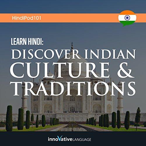 Learn Hindi audiobook cover art