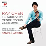 Tchaikovsky / Mendelssohn: Violin Concertos - Ray Chen