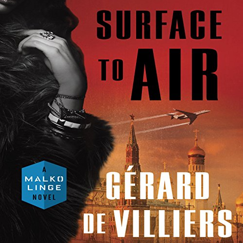 Surface to Air audiobook cover art