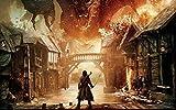 Ompecabezas De 1000 Piezas Para Adultos El Hobbit: Póster De Película Materiales Reciclables De...