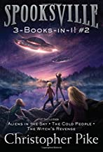 Spooksville 3-Books-in-1! #2: Aliens in the Sky; The Cold People; The Witch's Revenge