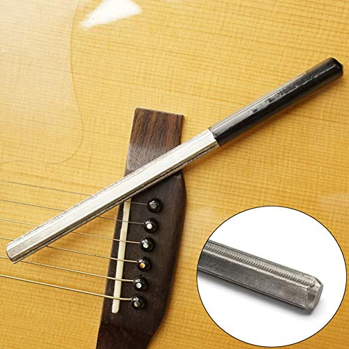 XuBa Gitarren-Bundfeile mit 3 Kantengrößen, professionelles Luthier Werkzeug besaitet