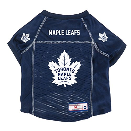 NHL Toronto Maple Leafs Pet Jersey, Medium