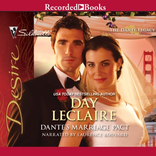 Dante's Marriage Pact audiobook cover art