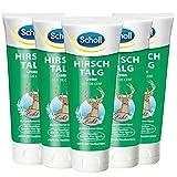 Scholl Hirschtalg-Creme – Reichhaltige Creme zur Vorbeugung von Hornhaut, Blasen & Hautreizungen...