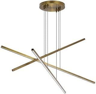 Best discount brass chandeliers Reviews